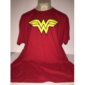 Playera Wonder Woman. Mujer Maravilla. Hot Topic