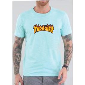 Camiseta Camisa Thrasher Skate Board Promoção Especial Nova