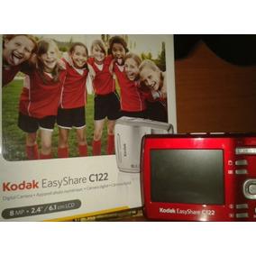 Cámara Digital Kodak Modeloc122