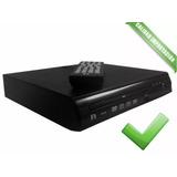 Reproductor Dvd Sd Usb Avi Mpeg 2.1 Control Karaoke Oferta !