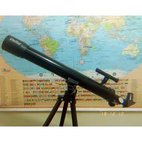 Telescópio Vivitar150x - Terrestre, Com Tripé