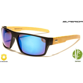 Gafas De Bambú Superior Classic 100% Uv400 Varios Colores