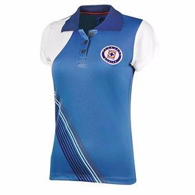 Playera Para Dama Cruz Azul Gc992