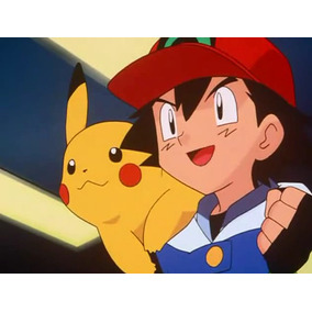 Todas As 21 Temporadas Pokémon 1.000 Episódios + Filmes