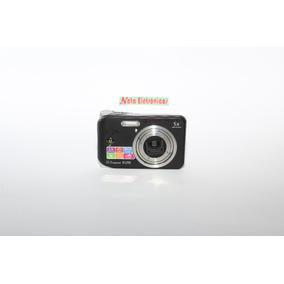 Câmera Digital Ge R1200, Com Defeito.
