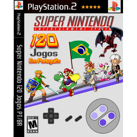 7784 Jogos Super Nintendo, Mega, Super Mario, Atari Play2 Pc