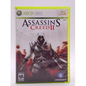 Assassins Creed 2 Xbox 360 E Xbox One Original Mídia Física