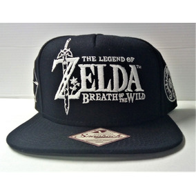 Gorra Oficial - The Legend Of Zelda Breath Of The Wild 1434a03b3b9