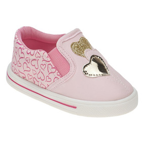 9d1f2bc05 Tenis Infantil Feminino Bebe Menina Flamingo Unicórnio Poá