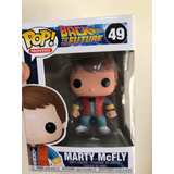 Funko Pop Movies Back To The Future Marty Mc Fly #49