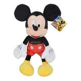 Peluche Disney Mickey Minnie Pluto Donald Daisy Goofy 20cm