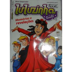 Revista Luluzinha Teen 33 - Memórias E Revelações
