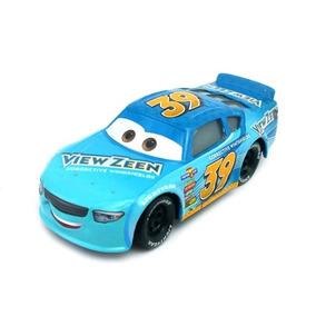 Disney Carros Cars 3 Carro Corredor N° 39 Original