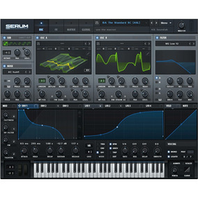 Serum Vst + 3 Gb De Presets Atualizado ( Windows E Mac )