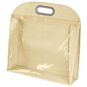 Protetor E Organizador De Bolsas G Creme - Ordene - Or65310
