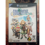 Final Fantasy Crystal Chronicles Gamecube