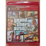 Grand Theft Auto 5 Ps3 Nuevo