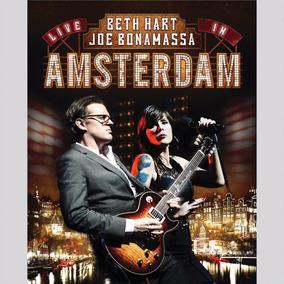 Bonamassa Joe - Hart Beth - Live In Amsterdam (2dvd) Dbn