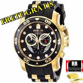 f673c0500d2 Relogio Masculino Invicta Pro Diver 6981 - Original