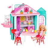 Barbie Club Chelsea Casa De Chelsea Tienda Oficial