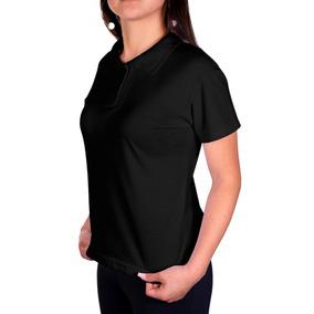 Camisetas Pra Uniforme Malha Fria Feminina Gola V - Camisetas e ... 38181b2bb5468