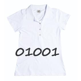 b8b99255e0 Kit Camisas Polo Feminina - Pólos Manga Curta Femininas no Mercado ...