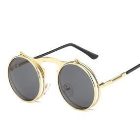 Oculos Steampunk De Sol Outras Marcas - Óculos no Mercado Livre Brasil b7254ff436
