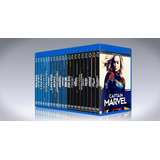 Marvel Universo Coleccion Bluray - Fullhd - Audio Latino