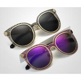 Oculos De Sol Gatinho Quadrado Espelhado - Óculos no Mercado Livre ... b601f18b08