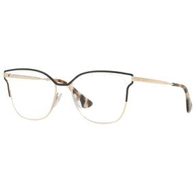 a5805624166cd Óculos Armações Prada no Mercado Livre Brasil