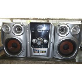 Equipo De Sonido Panasonic 5cds