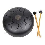 Tongue Drum Handpan Hang Drum Hank Tibetano Meditacion Yoga