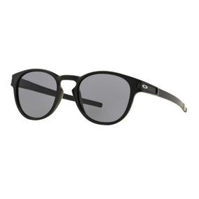 Oculos Solar Oakley Latch Oo9265 01 Matte Black Original - Óculos no ... 8c44683bd6