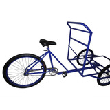 Triciclo De Carga-ecocase(food Bike,bicicleta De Carga)tk130