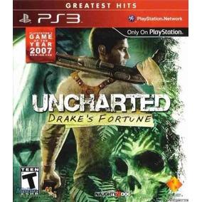 Jogo Uncharted 1 Ps3