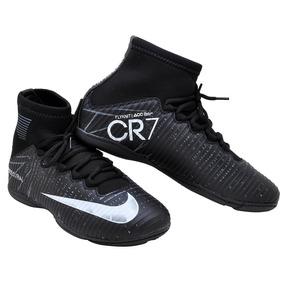 Chuteira Nike Botinha Futsal Infantil Cr7 - Chuteiras no Mercado ... 3d716c112c446