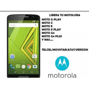 b27c195b22a Codigo Desbloqueo Liberar Red Motorola Moto Todos Y Rapido