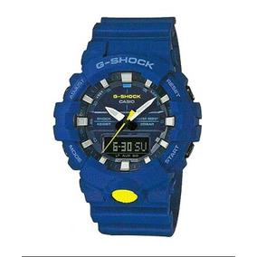 f21945372f5 G Shock Ga 700 Azul - Relógios De Pulso no Mercado Livre Brasil