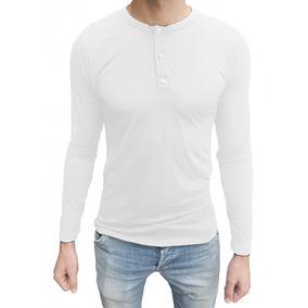 Camisa De Botão Branca Masculina - Camisetas e Blusas no Mercado ... abc0800a1cdfc