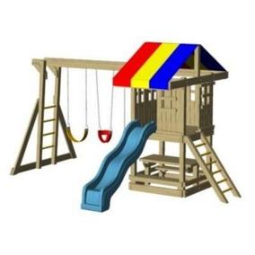 Juegos De Madera Infantiles Para El Jardin en Mercado Libre México
