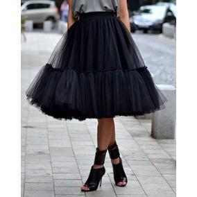 ff09deee2 Faldas Con Tul - Faldas Mujer en Mercado Libre Colombia