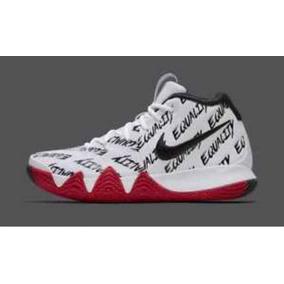 buy online 581ee 05761 Tenis Nike Básquet Kyrie 4 Bhm Equality 26.5 A 31 Cm C Caja