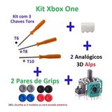 Kit Chaves + 2 Pares De Grips + Tampa Xox Oone - Frete 14,25