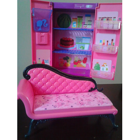 Nevera Y Divan De Barbie