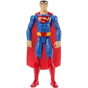 Superman Boneco 30cm Mattel Original Ffx34