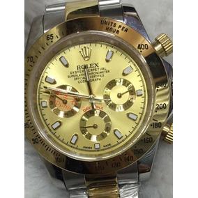 fa4290c4725 Relógio Rolex Daytona Dourado - Relógios no Mercado Livre Brasil