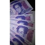 Billetes 1000 Bolivares 1998.sin Circular/ Au Consecutivos