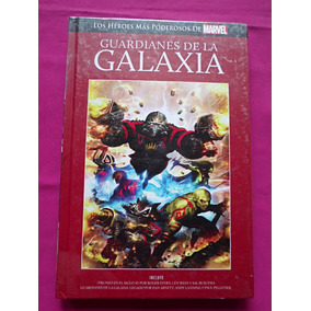 Los Heroes Poderosos D Marvel N° 14 Guardianes De La Galaxia