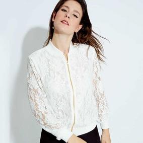 Chamarra Casual Yaeli Fashion Ivory 821011 Dama19 J