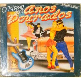 Disco Lp O Ritmo Dos Anos Dourados - Rara Coletânea